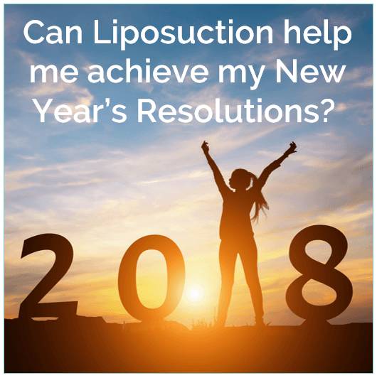 Title Page Can Liposuction help me achieve my New Year's Resolutions?